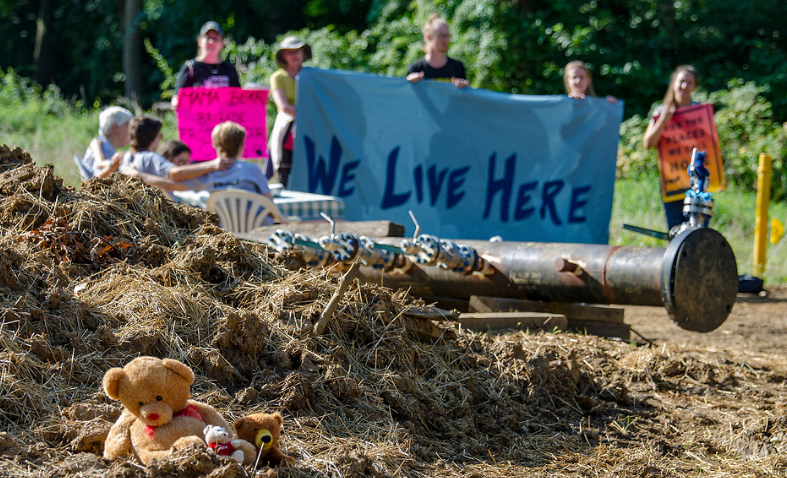 (Photo: Del-Chesco United for Pipeline Safety, August 2018))