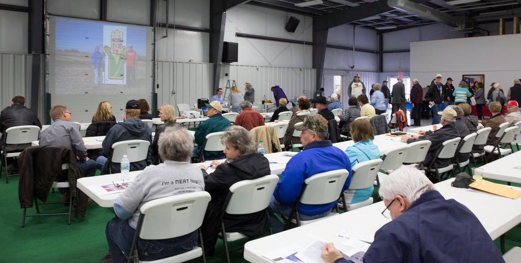 Nebraska Easement Action Team Landowners Meeting
